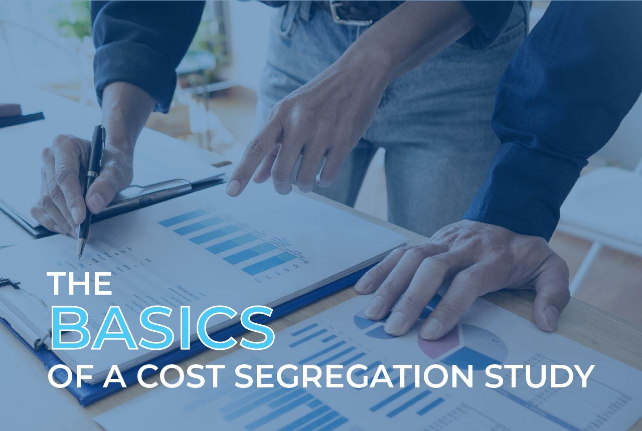 Webinar - The Basics of a Cost Segregation Study