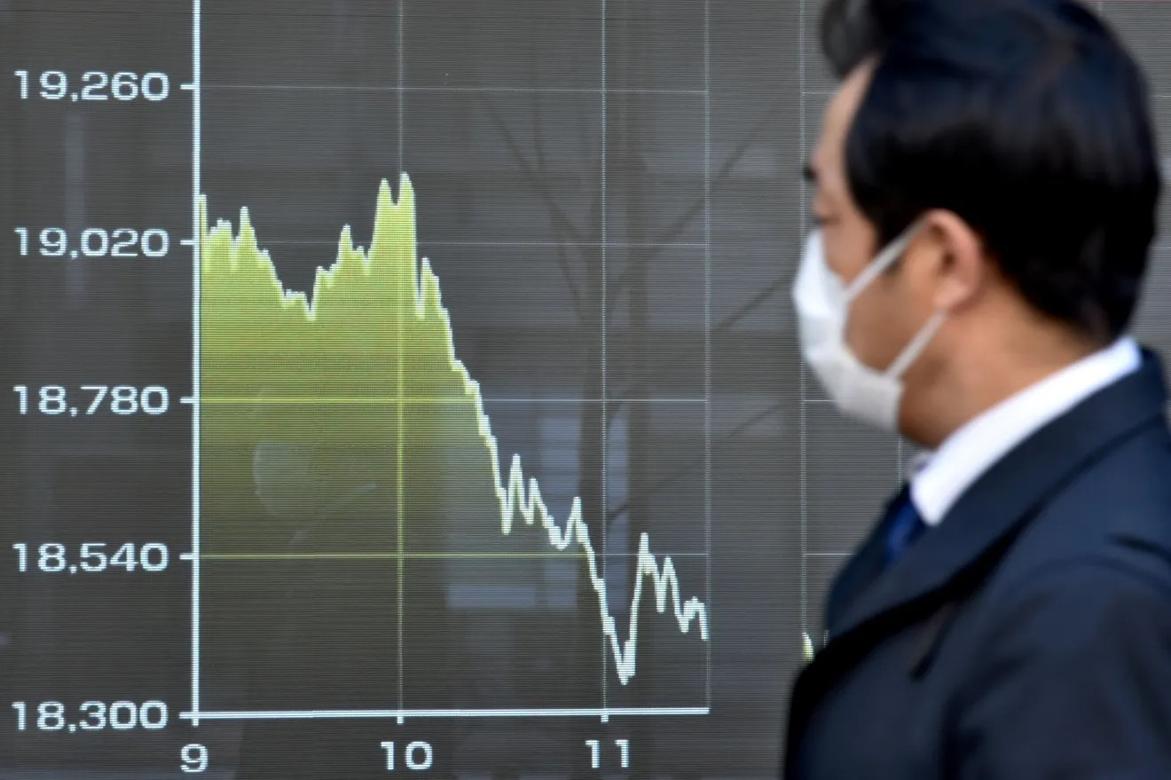 All eyes are now on the financial markets