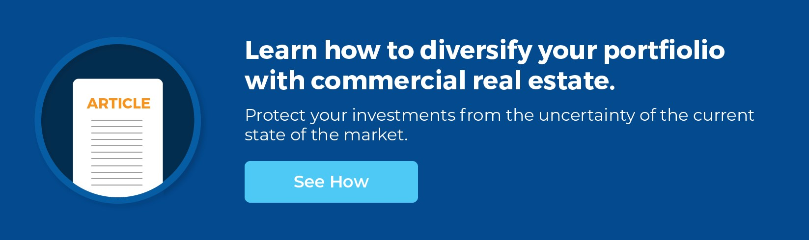 Commercial Real Estate Investments Firms