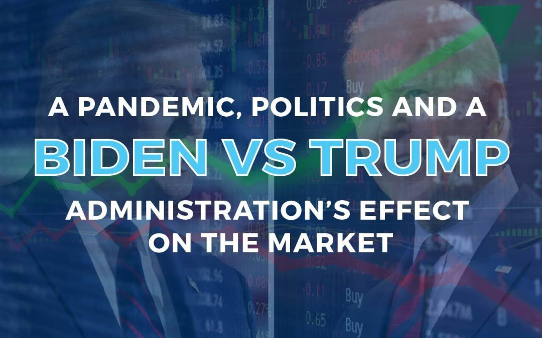 A Pandemic, Politics, and a Biden vs. Trump Administration's Effect on the Market